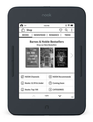 Review of the NOOK GlowLight 3