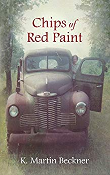 Free: Chips of Red Paint
