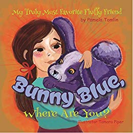 Free: Bunny Blue, Where Are You?