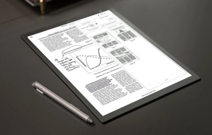 Beyond Kindle: New E-Readers, Digital Paper, and E-Ink Devices