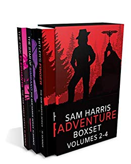 Sam Harris Adventure (Box Set)