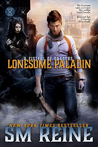 Lonesome Paladin (A Fistful of Daggers, Book 1)