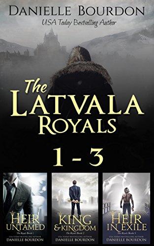The Latvala Royals Boxed Set, Books 1-3