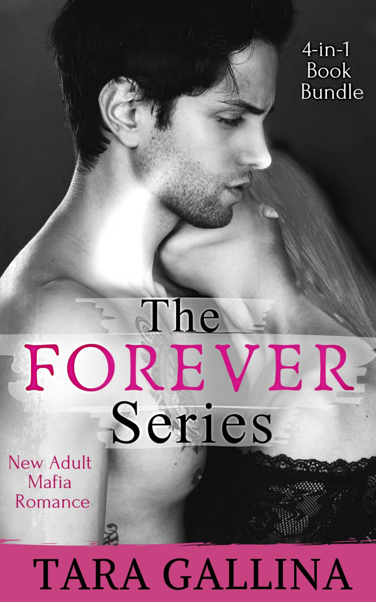The Forever Series 4-in-1 Book Bundle