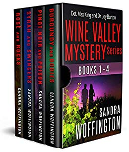 Wine Valley Mystery (Books 1-4)