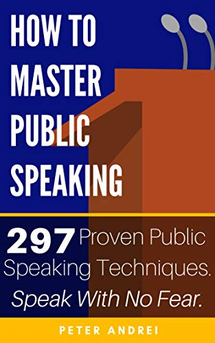 How to Master Public Speaking