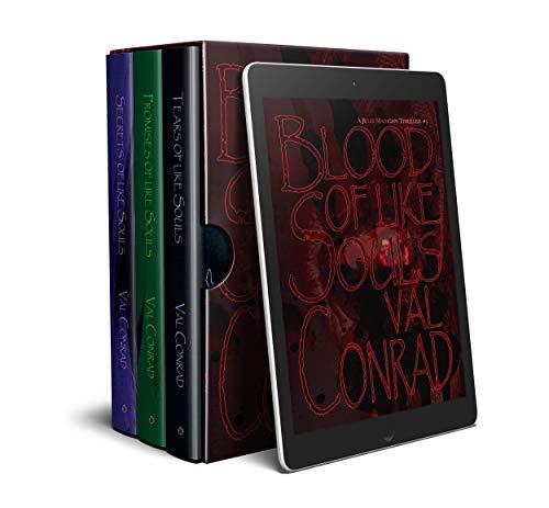 A Julie Madigan Thriller Series (Books 1-4)