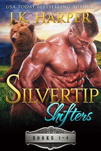 Silvertip Shifters (Books 1-4)