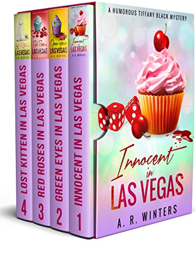 Innocent in Las Vegas Boxed Set
