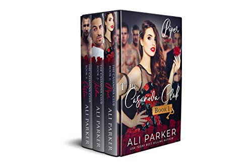 Free: The Casanova Club Box Set: Books 1-3