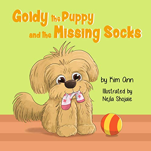 Free: Goldy the Puppy and the Missing Socks