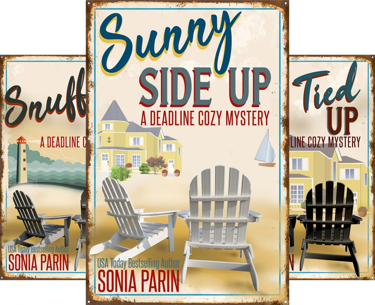 A Deadline Cozy Mystery (10 book series)