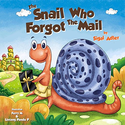 Free: The Snail Who Forgot the Mail