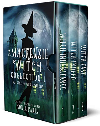 A Mackenzie Witch: Collection 1 (Mackenzie Coven Mysteries)