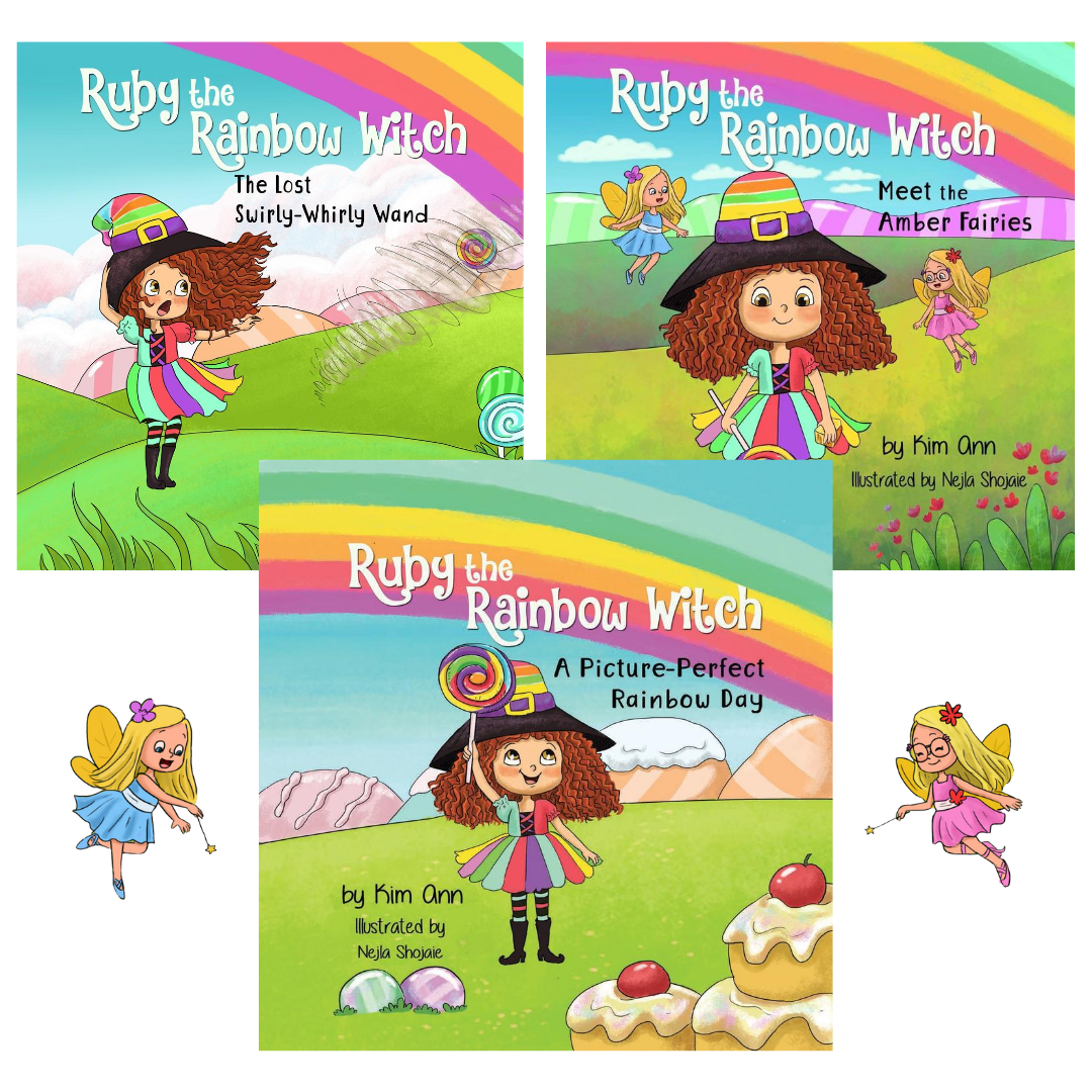 Free: Ruby the Rainbow Witch