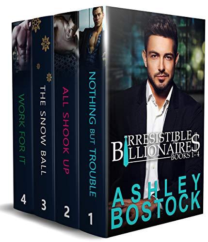Irresistible Billionaires Boxed Set (Books 1-4)