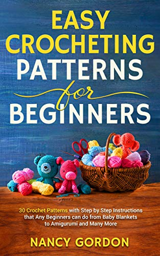 Free: Easy Crocheting Patterns For Beginners