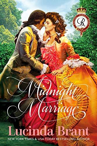 Free: Midnight Marriage: A Georgian Historical Romance (Roxton Family Saga Book 1)