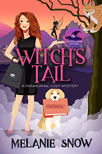 Free: Witch's Tail: A Paranormal Cozy Mystery