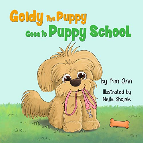 Free: Goldy the Puppy Goes to Puppy School
