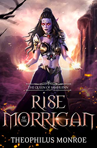 Rise of the Morrigan: The Queen of Samhuinn
