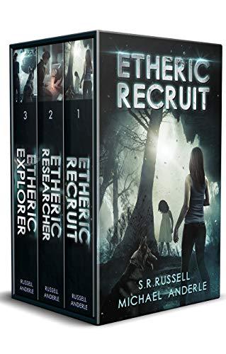 Etheric Adventures Boxed Set (Books 1-3)