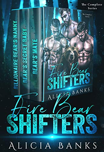 Fire Bear Shifters: The Complete Series Box Set