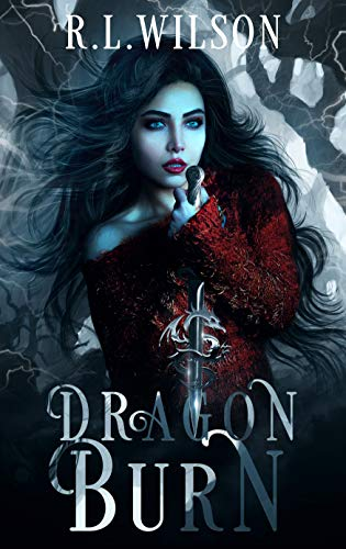 Dragon Burn: A Dragon Shifter Romance (The Omen Club Book 1)