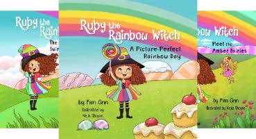 Free: Ruby the Rainbow Witch Series