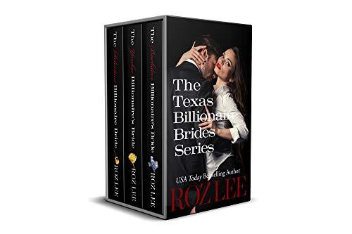Texas Billionaire Brides Series Boxed Set