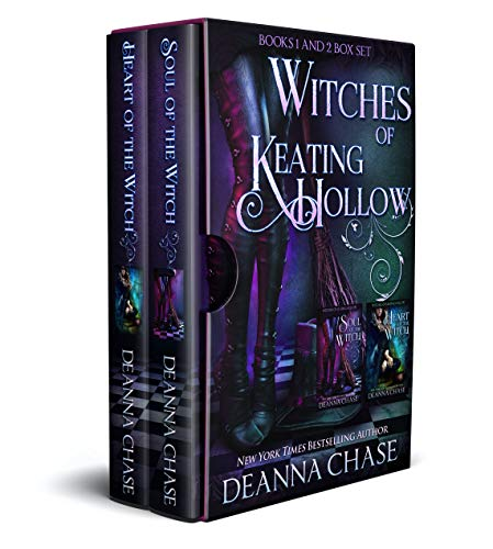 Free: Witches of Keating Hollow Boxed Set (Books 1-2)