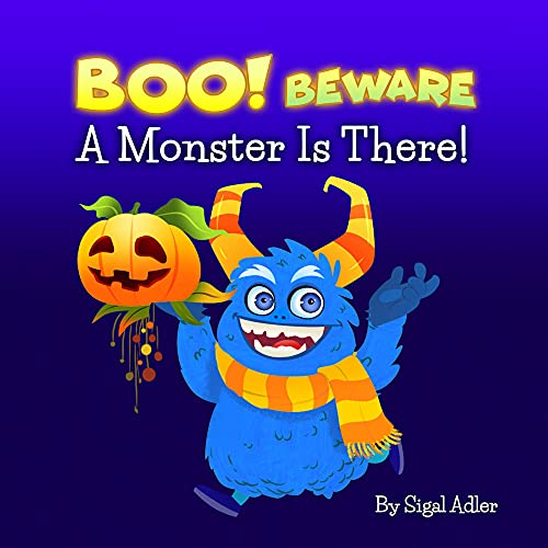 Free: BOO! Beware, a Monster is There!