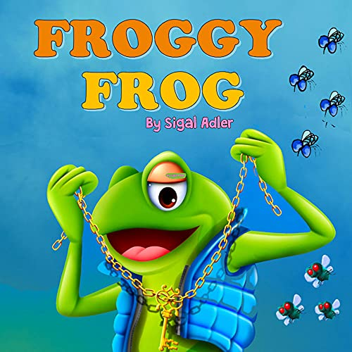 Free: Froggy Frog – Children's Book